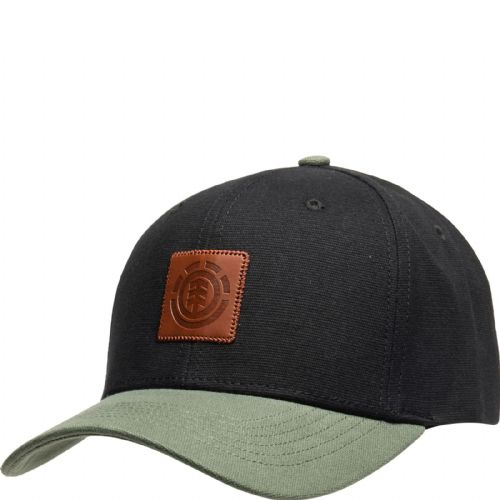 ELEMENT MENS CAP.NEW TREELOGO COTTON BASEBALL CURVED PEAK ADJUSTABLE HAT S20 4